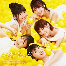 #好きなんだ Type C【初回限定盤(CD+DVD)】