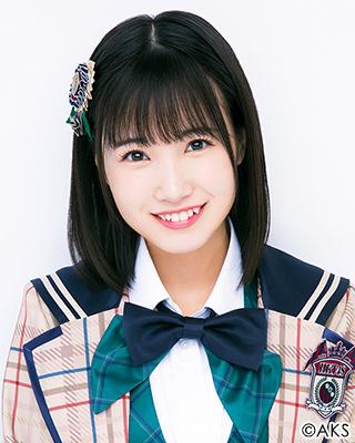 公式ホームページの朝長美桜